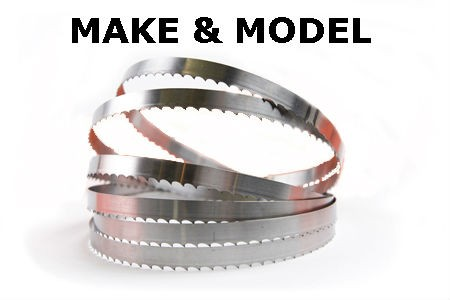 Meat Bandsaw Blades By Make & Model
