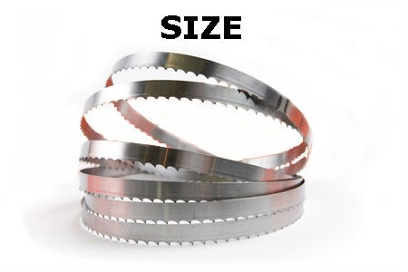 Meat Bandsaw Blades By Size