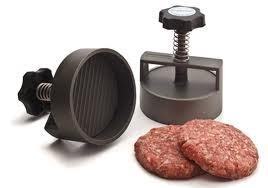 Hand Burger Press