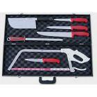 Bargoin Butchers Knife Set in Case