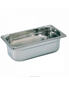 Stainless Steel Tray - 65mm Deep: 176x325mm