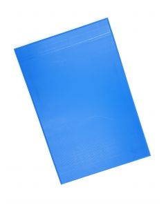 "1"" Poly Top Cutting Board 4x2 ft - Blue"