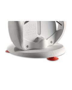 F Dick Rapid Steel Base Only - White