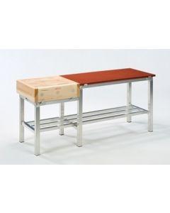 Combi Block & Poly Top Table