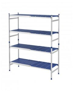 Araven 00950 Shelf - 890-1350x480x1670mm