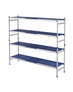 Araven 00951 Shelf - 1390-1840x480x1670mm