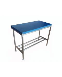 """Clearance Special Offer: 1"""" Polytop Tables - Blue"""