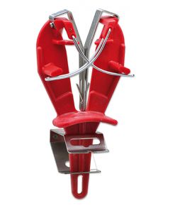 Bobet Sharp Easy Knife Sharpener - RED