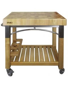 Designer Butchers Block Trolley