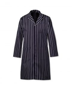Butcher's Blue Stripe Coat