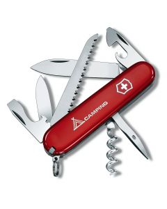 Victorinox Swiss Army Knife | Camper Red