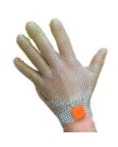 Chainmail Gloves with Hook Fastener