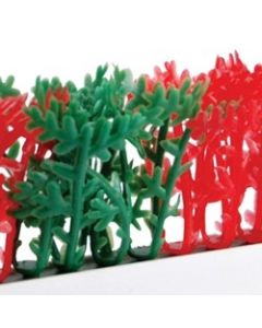 Dalebrook Red / Green Cypress Divider - (12 Pack)