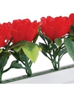 Dalebrook Red Rose Divider  - (12 Pack)