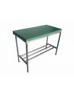 """Clearance Special Offer: 1"""" Polytop Tables - Green"""