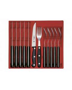 Icel Steak Knife & Fork Set - Technik