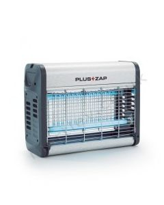 PlusZap 16 watt By Insect-O-Cutor | Aluminium Finish