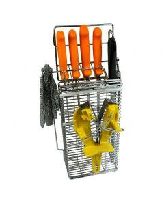 Knife Basket - Stainless Steel