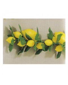 Lemon Display Garland