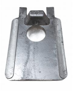 SAP - SE 1550 Top Pulley Back Bracket