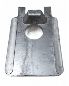 YK - SE 1550 Top Pulley Back Bracket