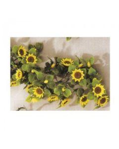 Sunflower Display Garland