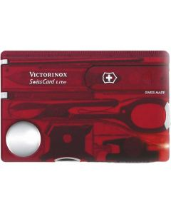 Victorinox SwissCard | Lite Red
