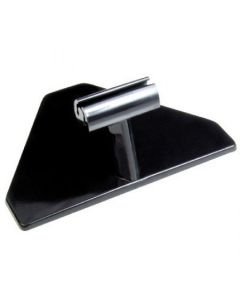 Black Polycarbonate Ticket Stand 35mm