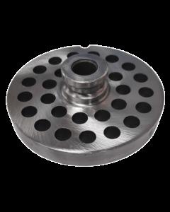 Torrey Size 22 Mincer Plate - 8mm