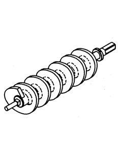 Torrey M32 & M32-5HP Complete Worm