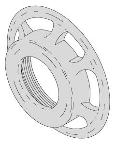 Torrey M32 & M32-5HP Head Ring