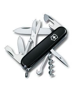 Victorinox Swiss Army Knife | Climber Black