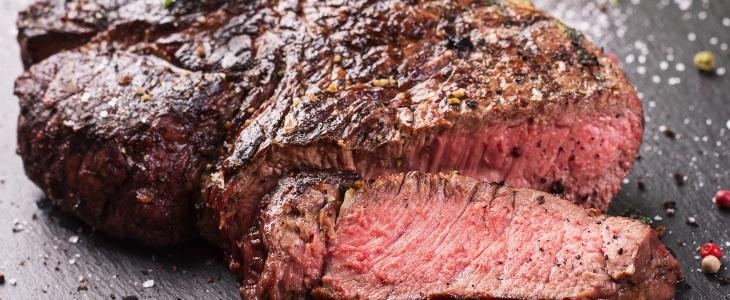 How to cook rib eye steak